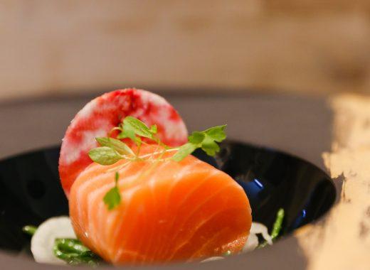50˚ Salmon